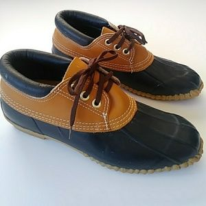 Vintage Sporto Low Cut Duck Shoes
